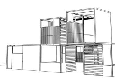 Modular Schools for GISA