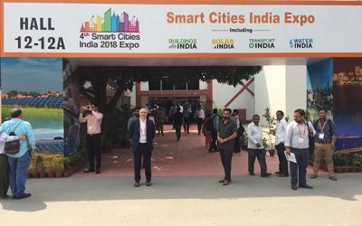 NIBUG in Smart Cities India  2018 Expo