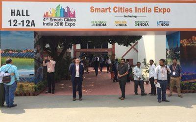 NIBUG en Smart Cities India  2018 Expo