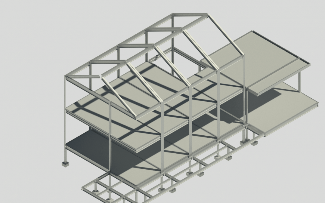 El acero en la construcción off-site: su rol