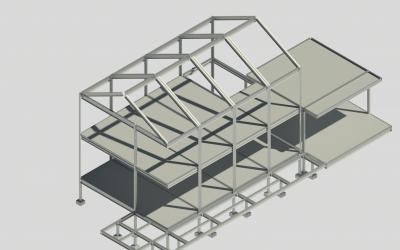 El papel del acero en la construcción off-site
